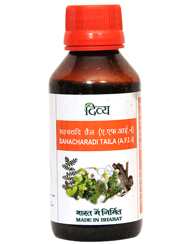 SAHACHARADI TAILA 100ML